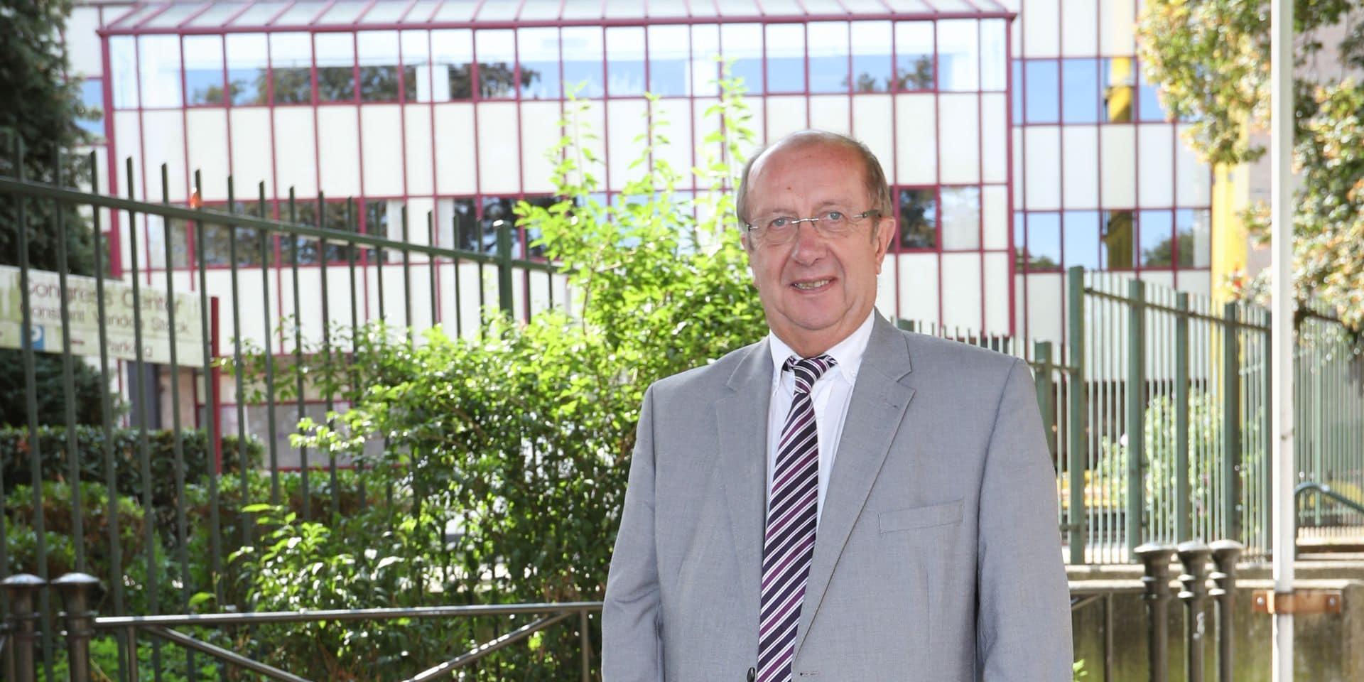 Anderlecht:L'acte de présentation d'Eric Tomas (PS) à la fonction de bourgmestre est signé