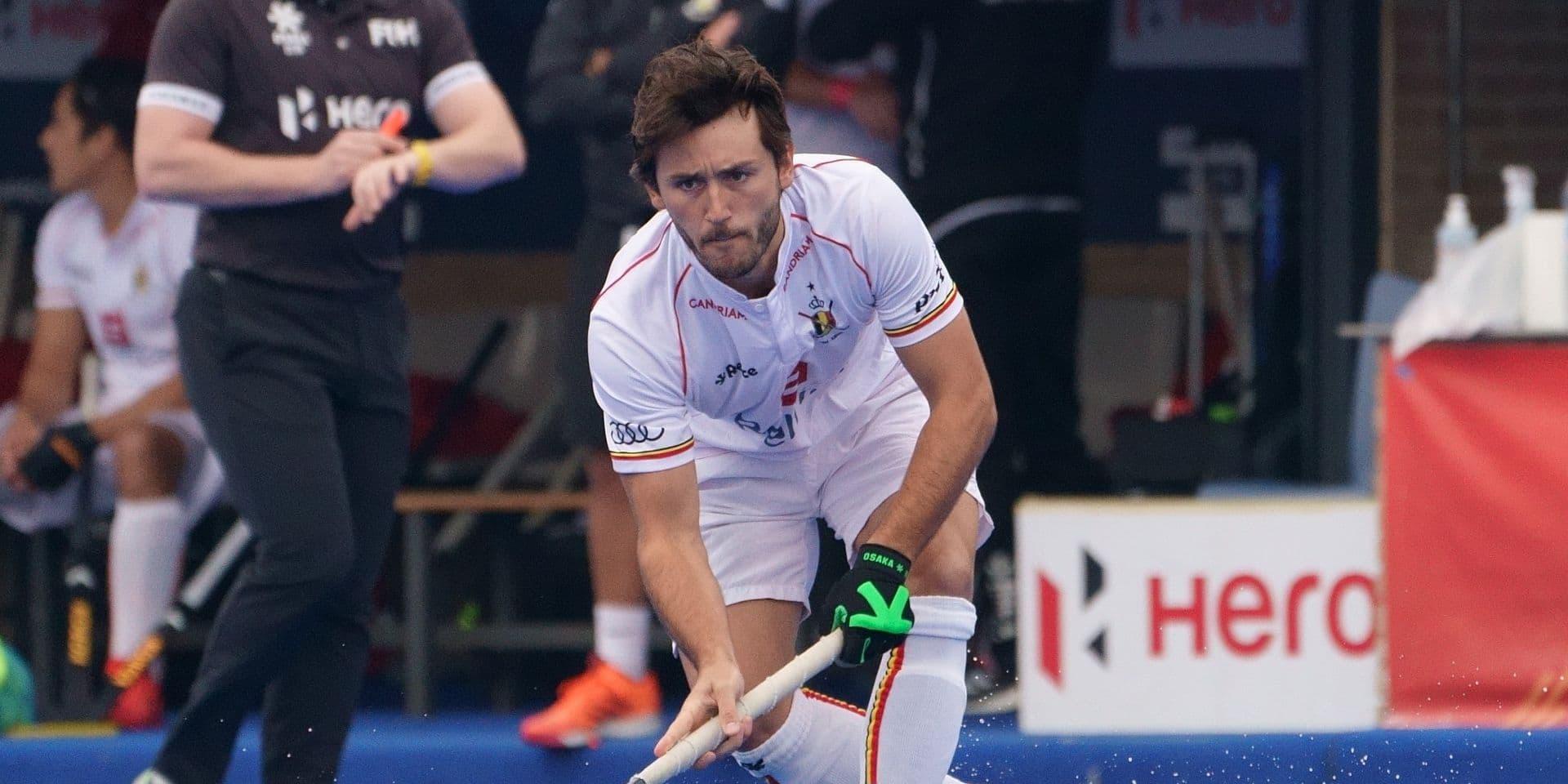 Arthur Van Doren remporte le championnat hollandais de hockey