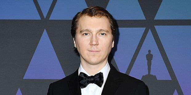 US actor Paul Dano attends the 10th Annual Governors Awards gala hosted by the Academy of Motion Picture Arts and Sciences at the the Dolby Theater at Hollywood & Highland Center in Hollywood, California on November 18, 2018. (Photo by VALERIE MACON / AFP)