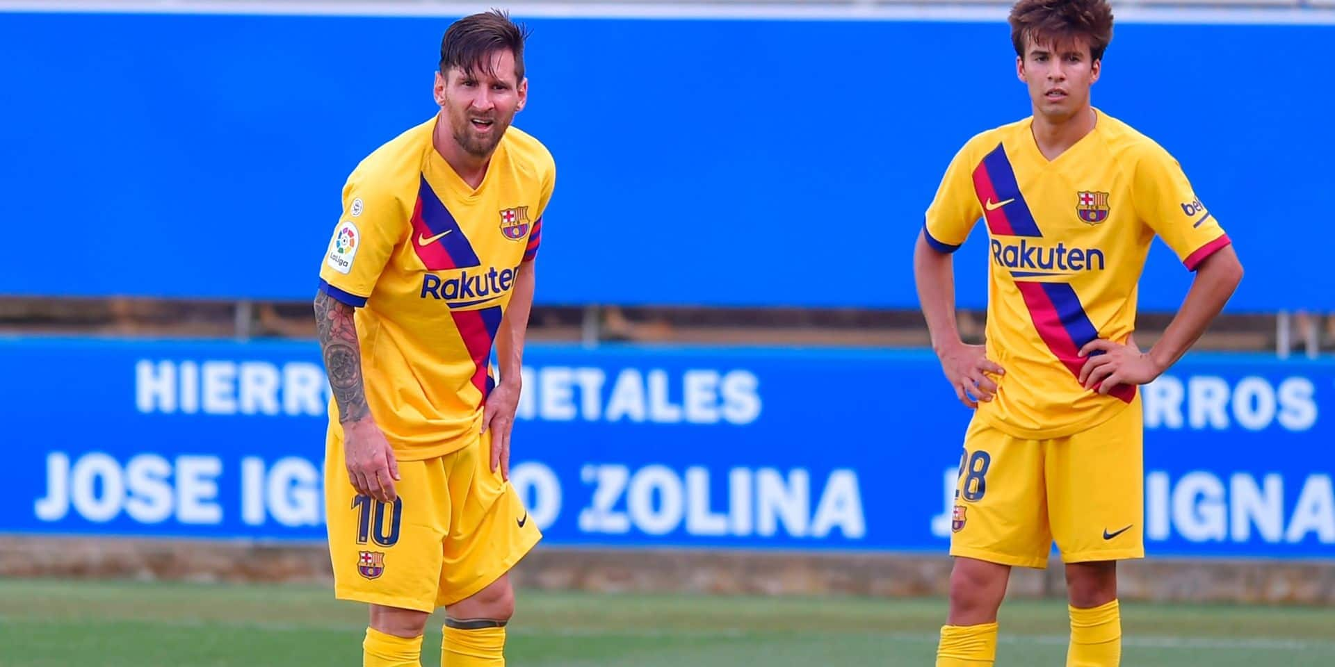 Après le large succès du Barça à Alaves, Messi se rapproche d'un 7ème titre de 'Pichichi'