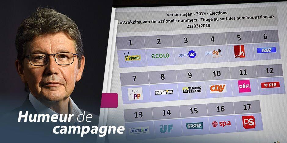 """""""Humeur de campagne"""" : Bloquer la Belgique ? Rien de plus facile !"""