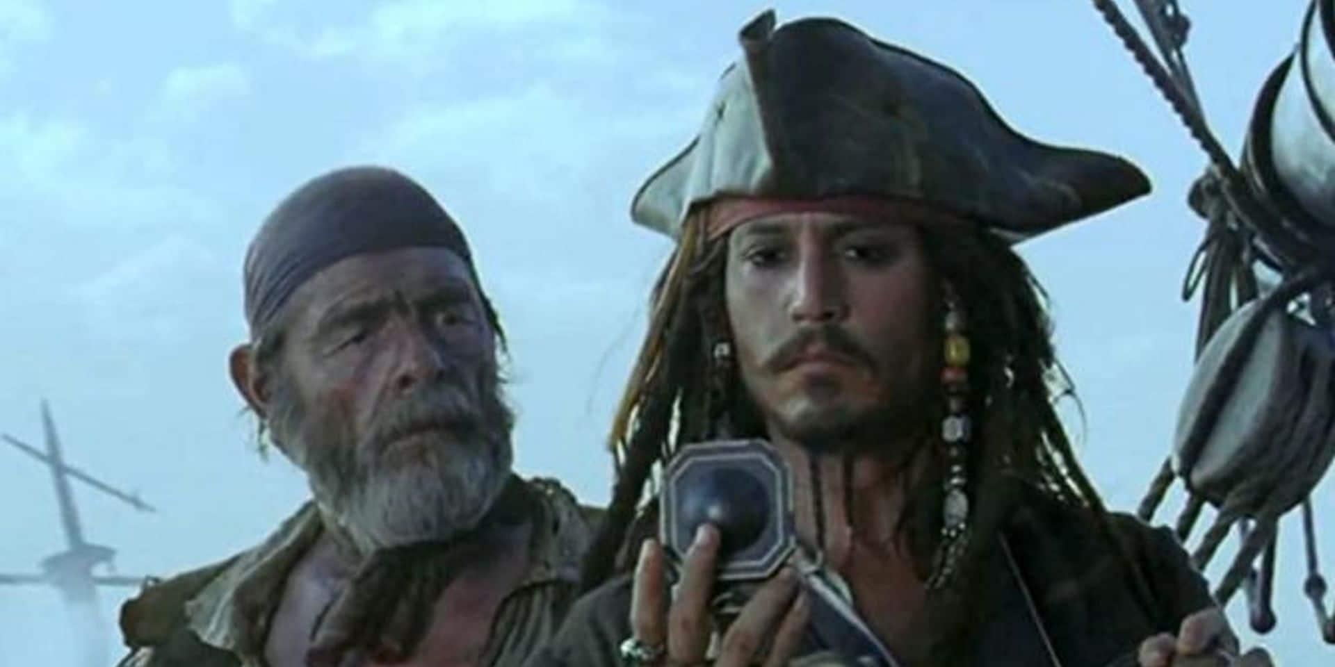 Le drapeau des pirates des Caraïbes est en berne: un acteur récurrent de la saga est décédé