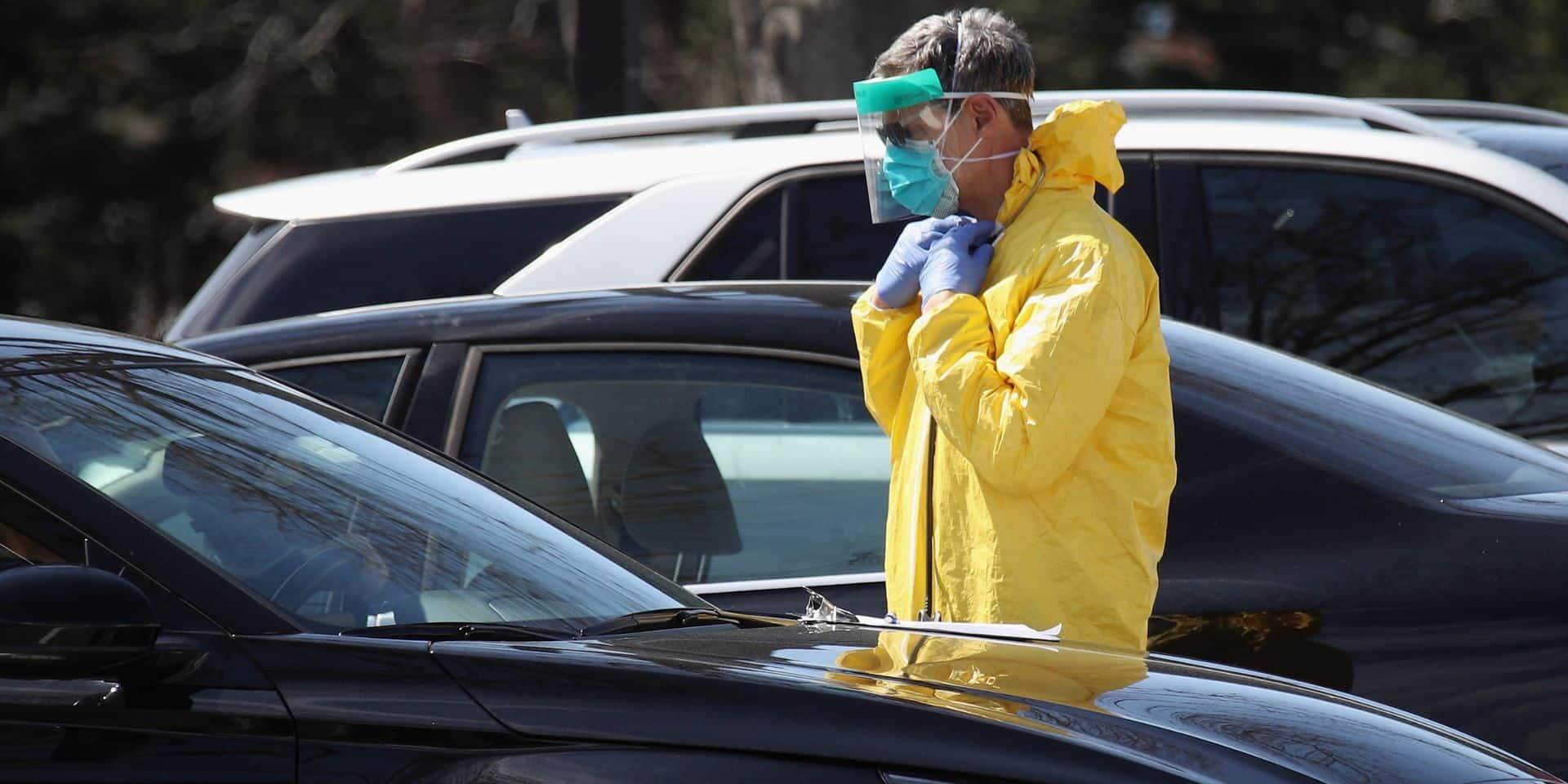 Donald Trump annonce des hôpitaux de campagne dans les Etats les plus touchés par le coronavirus