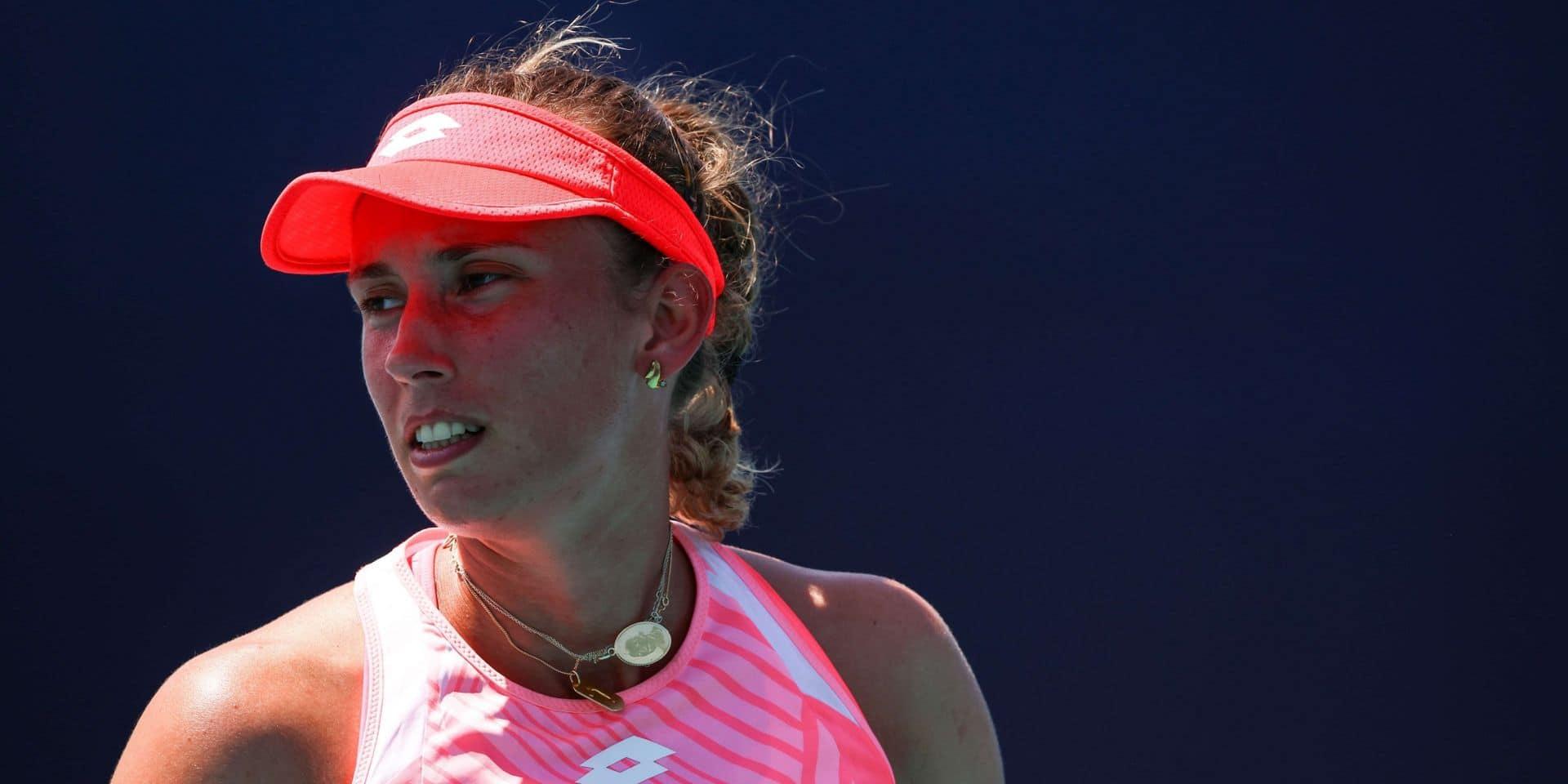 Test en vue pour Elise Mertens contre Elena Rybakina