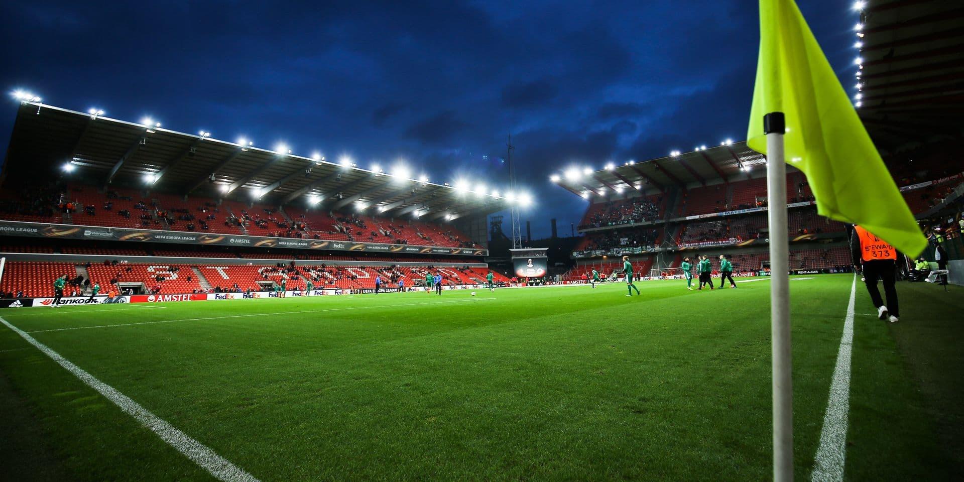 Le Standard ne se déplacera pas au pays de Galles et recevra Bala Town FC à Sclessin