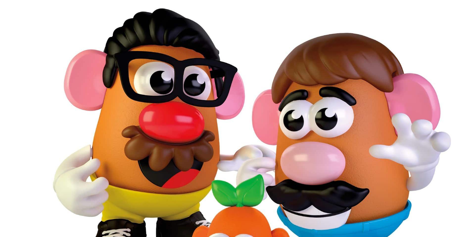 """""""Monsieur Patate"""", c'est fini: la marque de jouet culte ne sera plus genrée"""