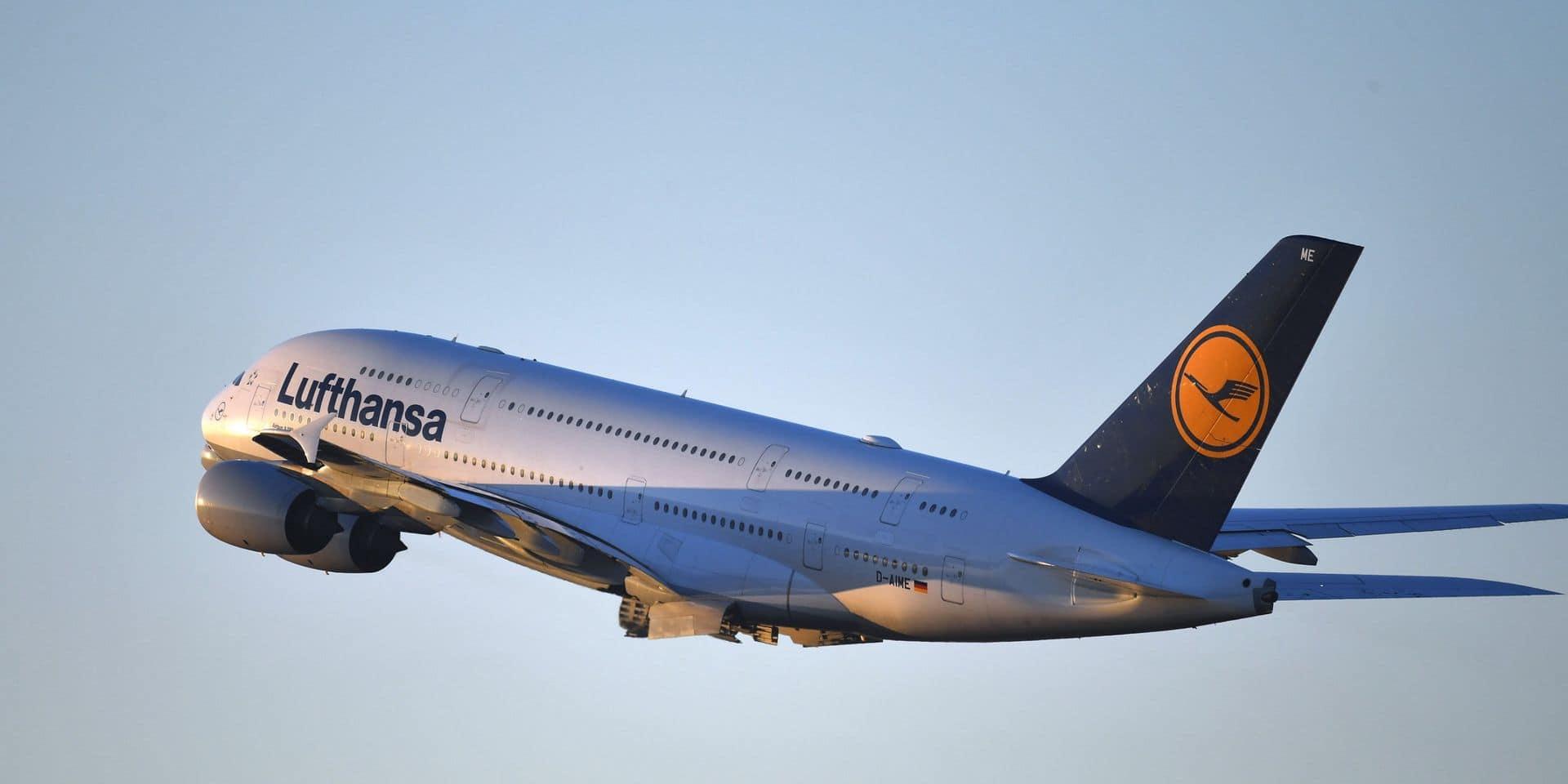 Coronavirus: Lufthansa compte supprimer 22.000 postes dans le monde