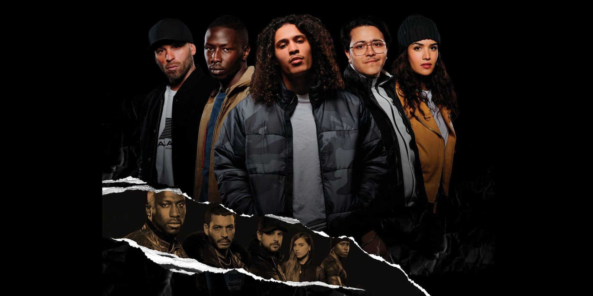 """Moussa Mansaly (""""Validé"""") : """"Les gens du rap nous ont dit que c'était crédible"""""""