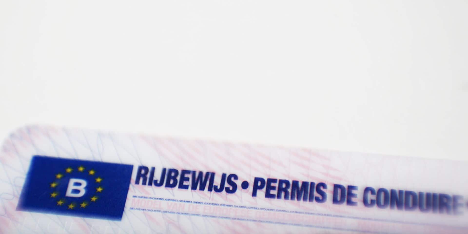 Les permis de conduire provisoires sont prolongés jusqu'au 30 septembre