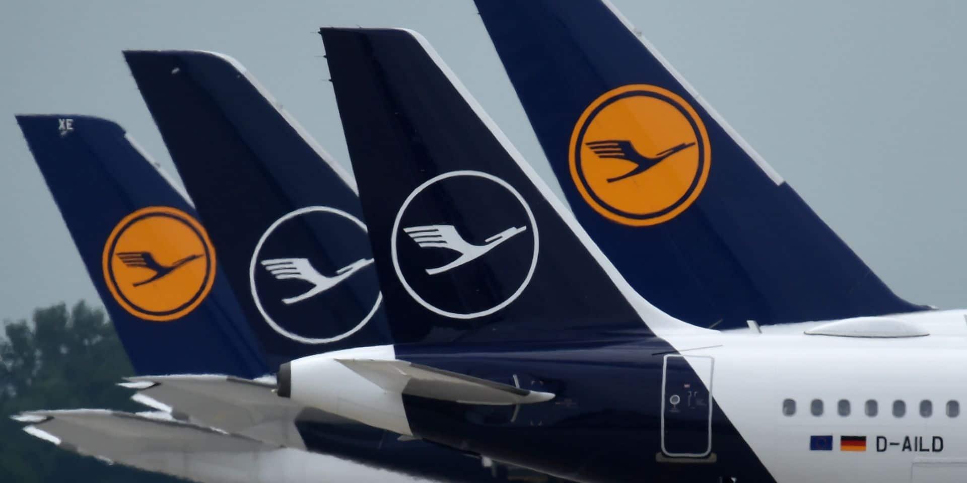 Des tests de dépistage rapide ? Le projet de Lufthansa pour sauver ses vols intercontinentaux