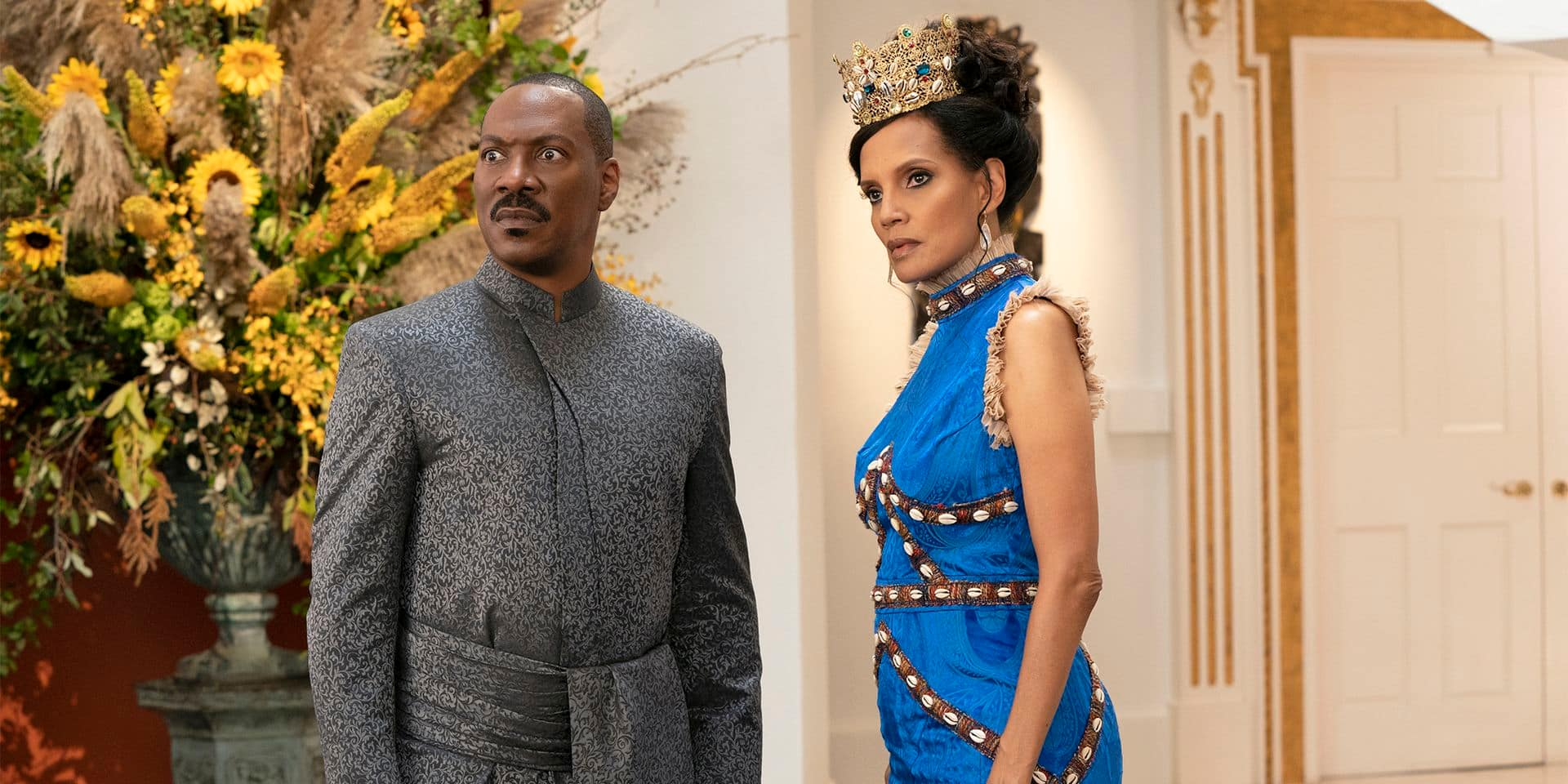 "Eddie Murphy de retour au Zamunda dans ""Un Prince à New York 2"""