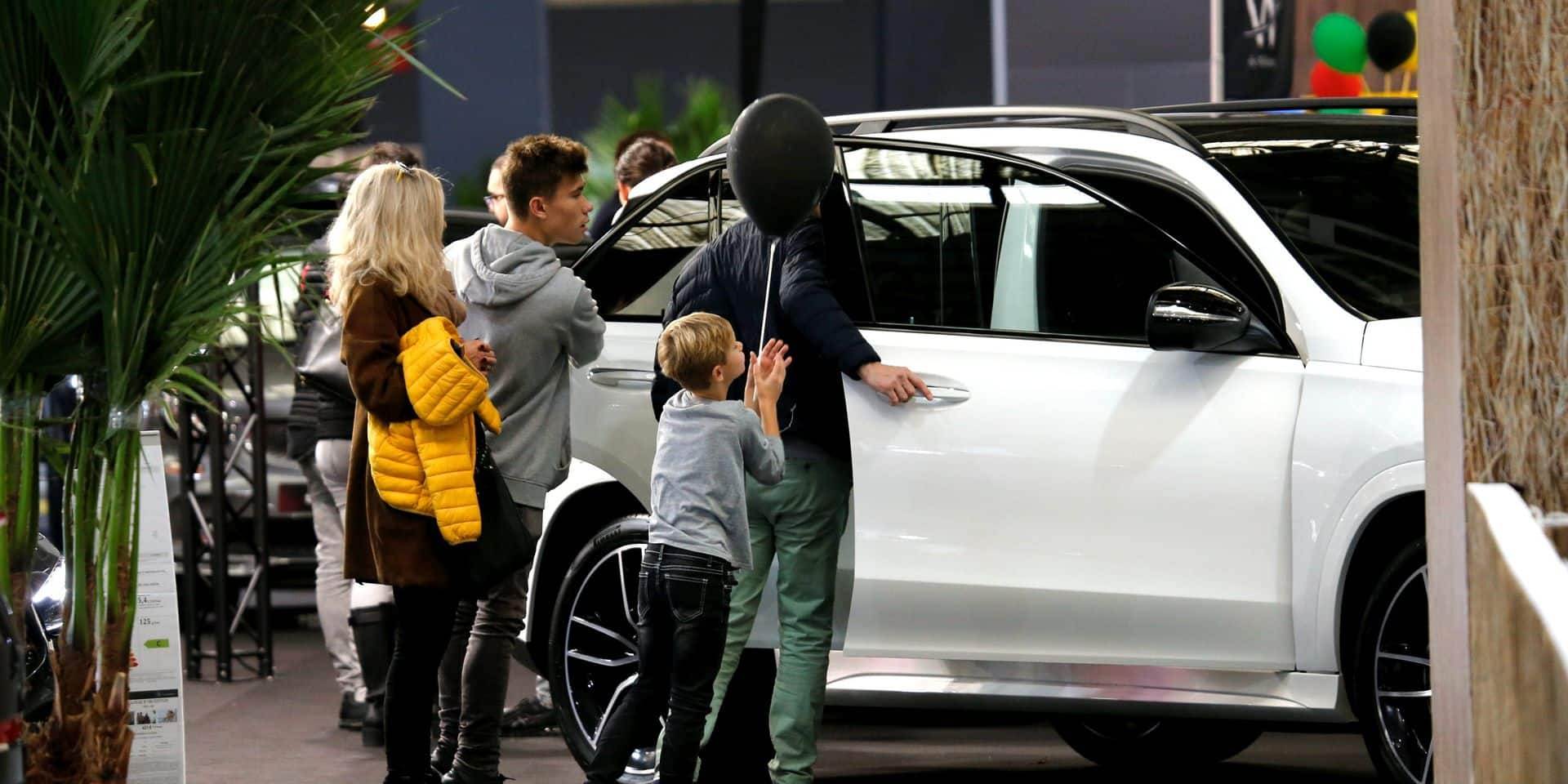 Salon de l'Auto: le Belge n'est pas encore prêt à acheter sa voiture à 100 % en ligne