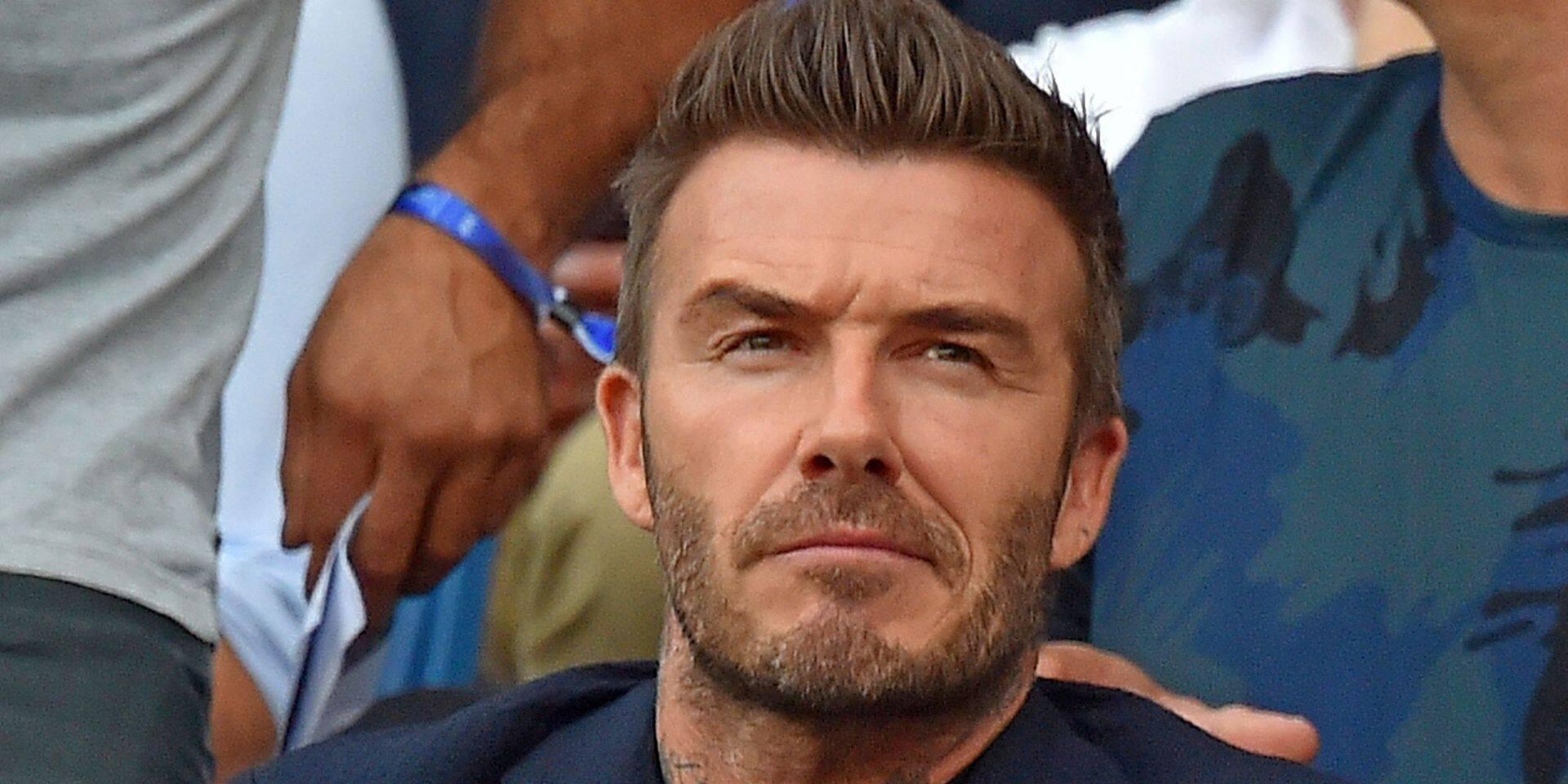 Jeux vidéo: l'équipe d'esport de David Beckham fait ses premiers pas en Bourse