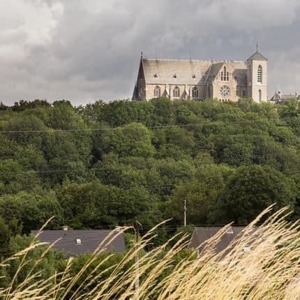 La basilique de Chèvremont