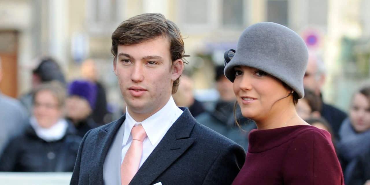 La princesse Alexandra de Luxembourg a fêté ses 30 ans - lalibre.be