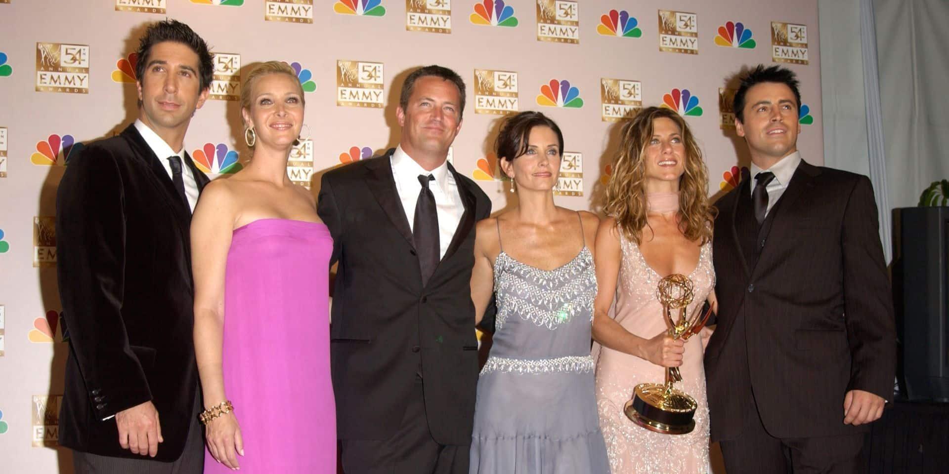 """La """"réunion"""" des acteurs de Friends, c'est pour bientôt: la date de diffusion de l'épisode dévoilée"""