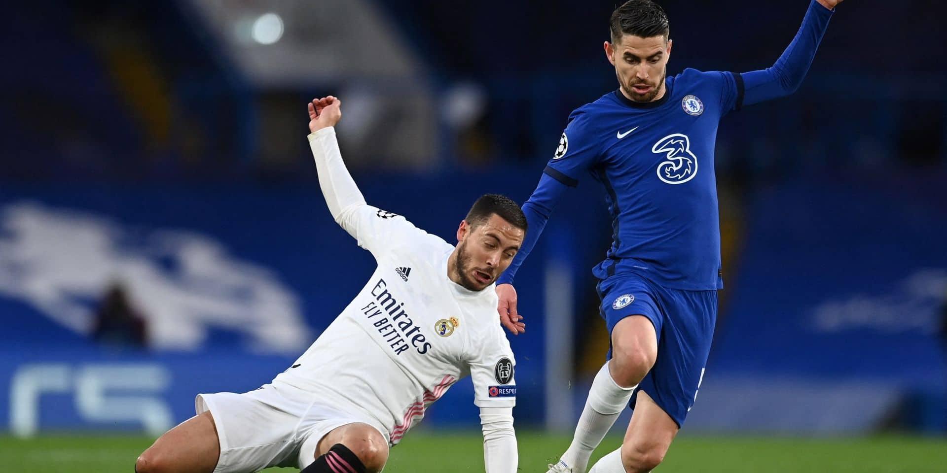 """Zidane coupe court aux rumeurs de départ concernant Eden Hazard: """"Il a un contrat et veut s'imposer à Madrid"""""""