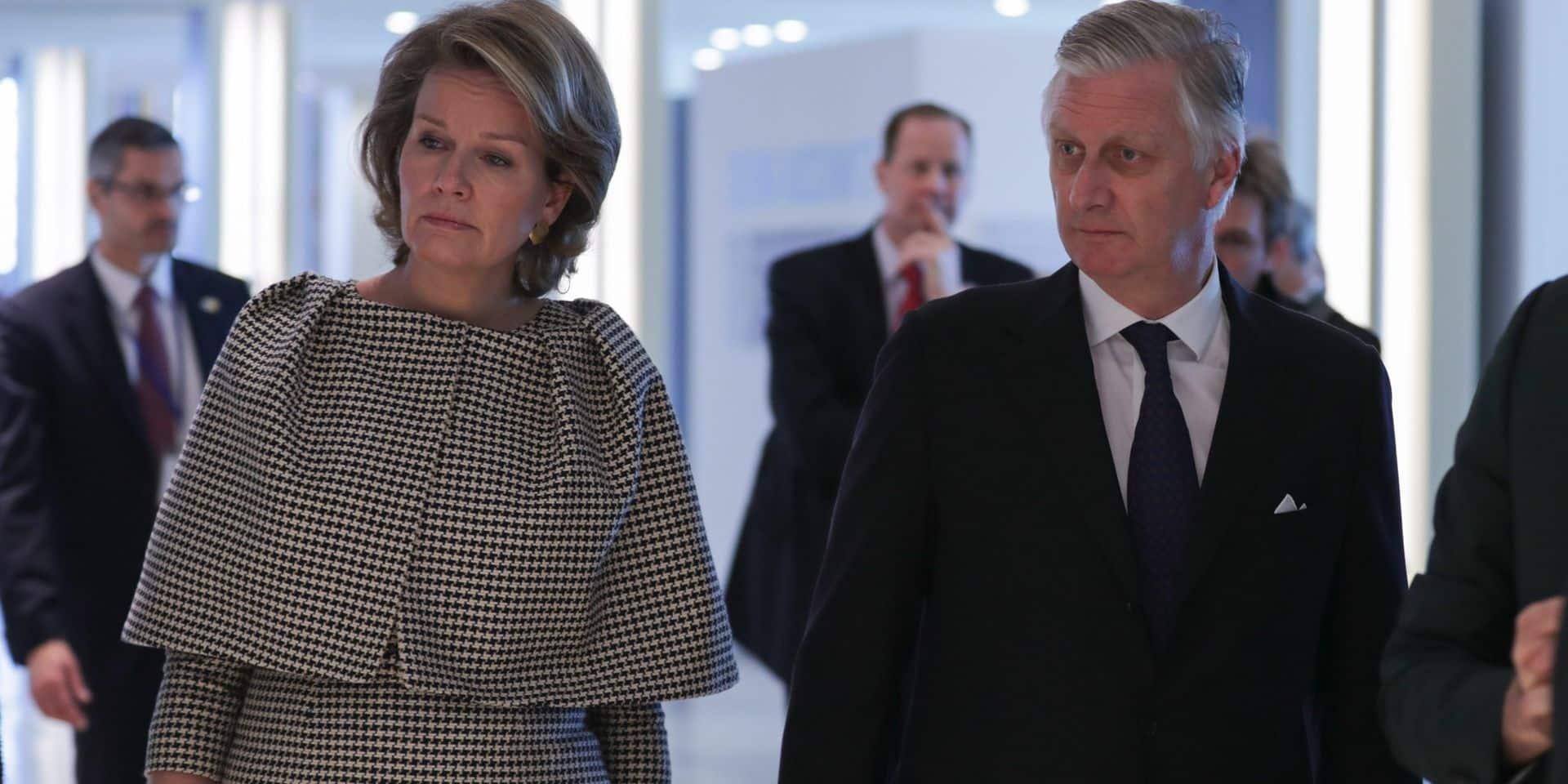 La visite d'Etat de Philippe et Mathilde en Italie reportée