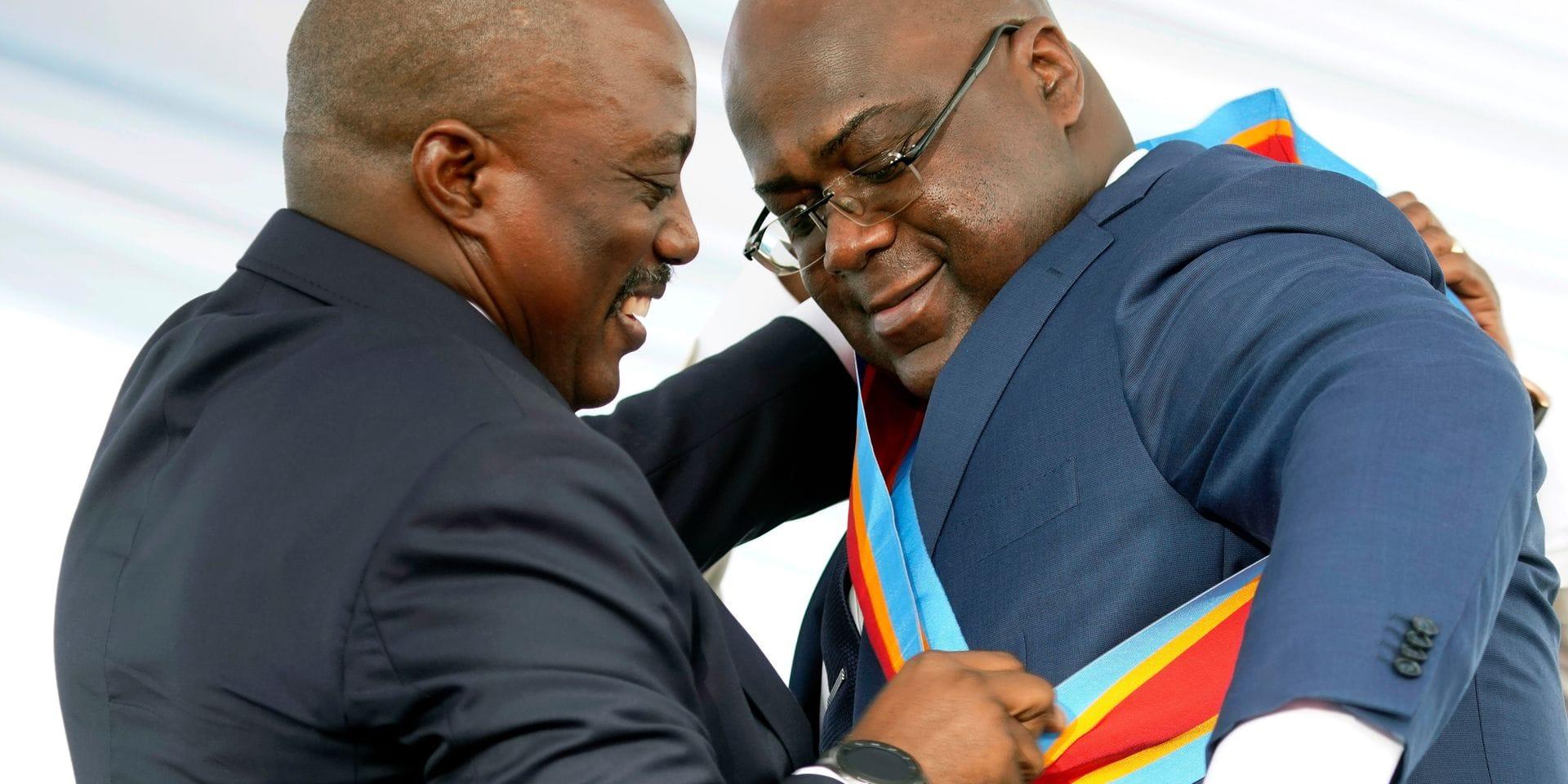 RDC : les nouveaux venus attendent leurs futurs avantages, les partants les prennent (au moyen de décrets antidatés s'il le faut)