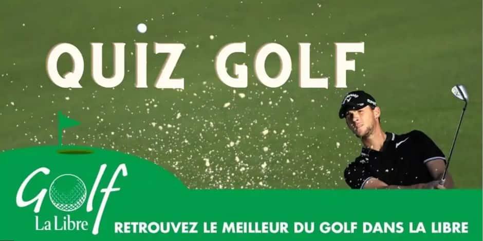Concours : êtes-vous incollable en golf ?