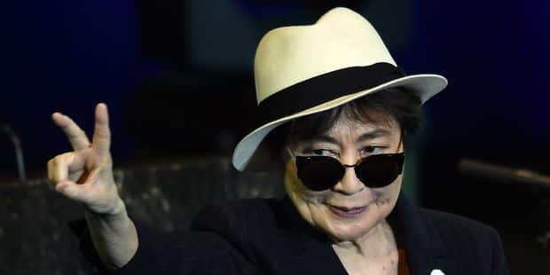 A 85 ans, Yoko Ono va sortir un nouvel album pour la paix - La Libre