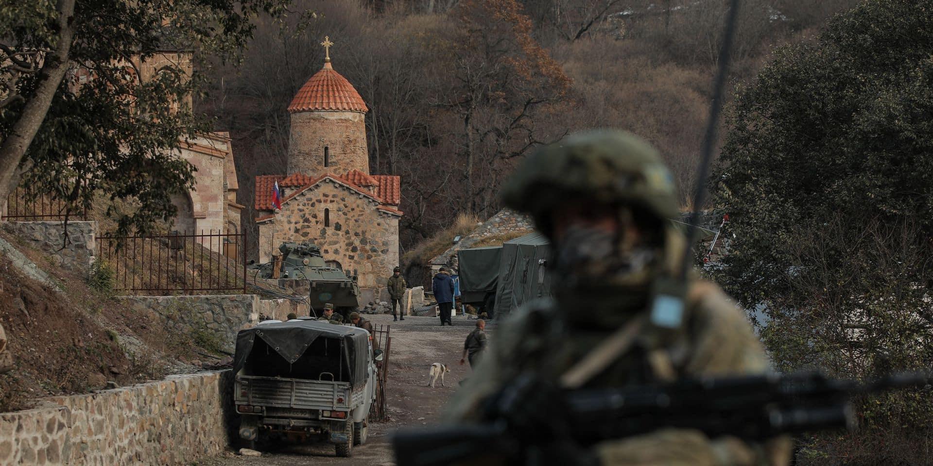 """Les vidéos du Karabakh authentifiées par Amnesty: """"Une claire violation du droit humanitaire international"""""""