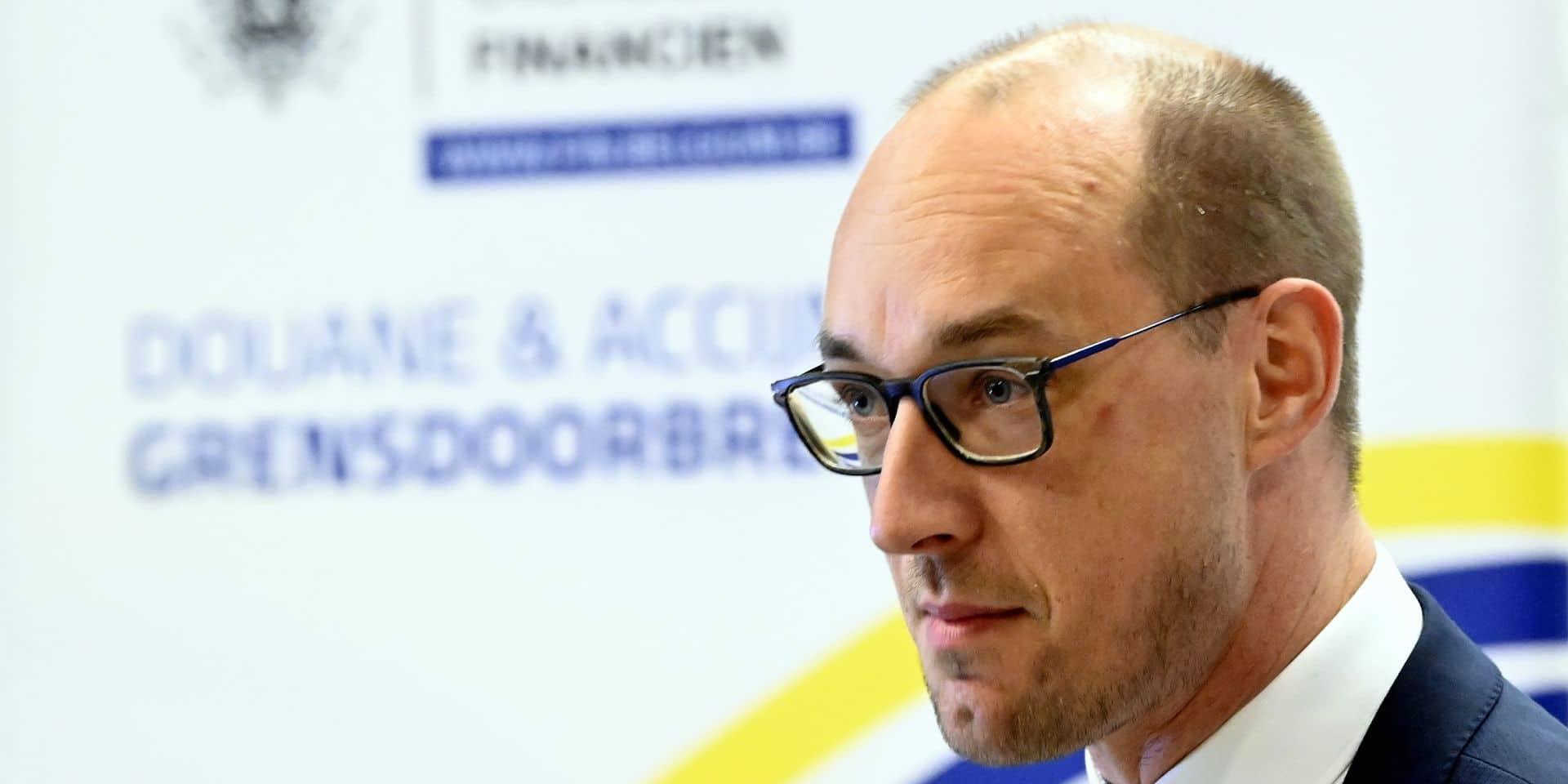 Pour le ministre des Finances, Vincent Van Peteghem (CD&V), tout dépend de la façon dont les assureurs s'organisent en interne.