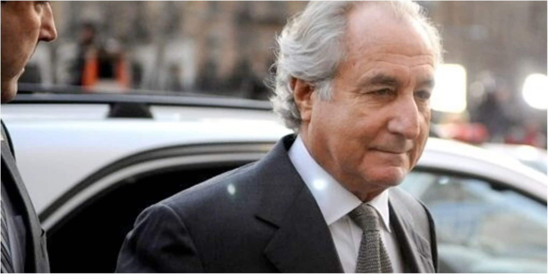 Bernard Madoff, célèbre escroc de la finance, est décédé