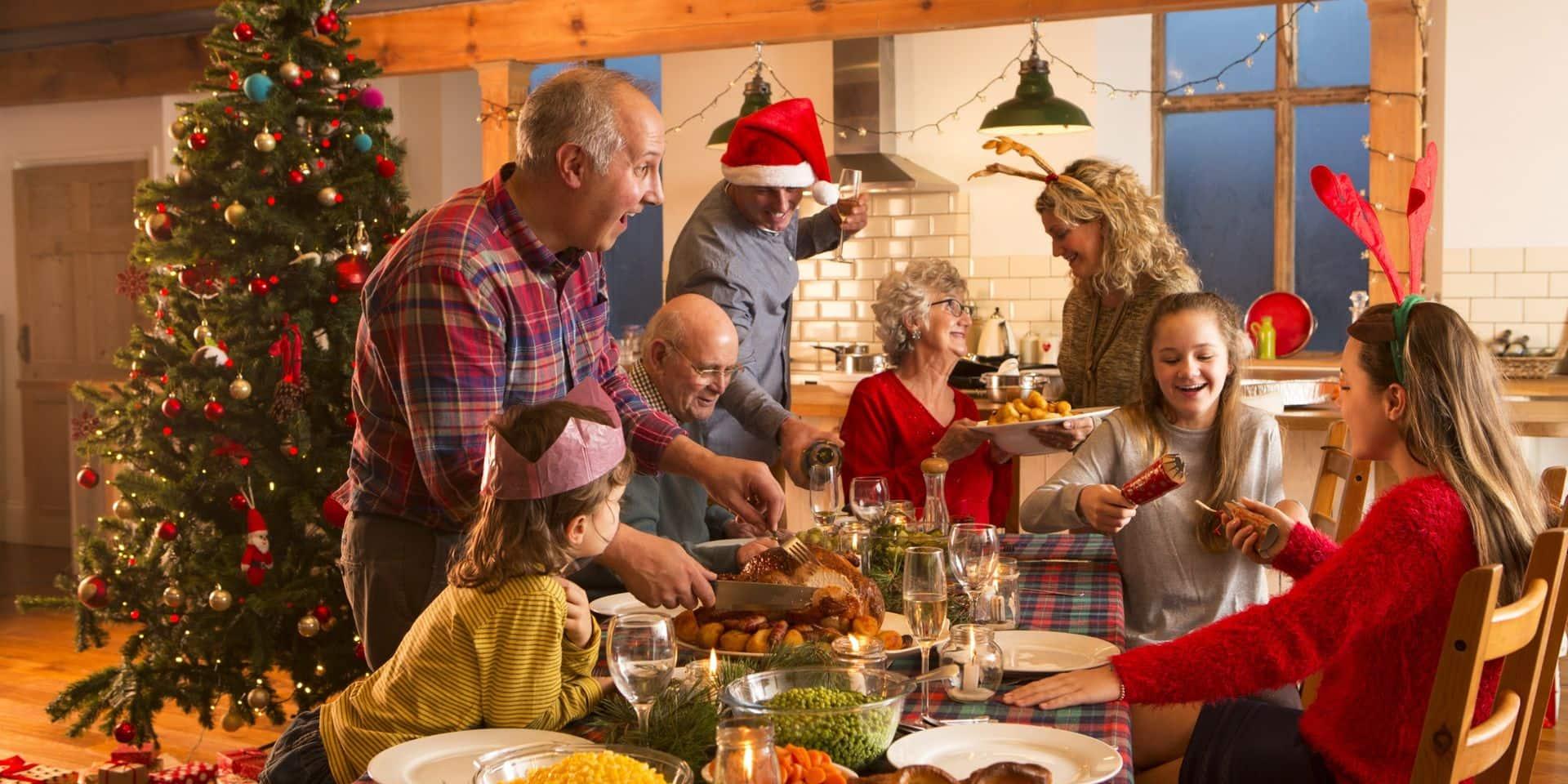 Un Noël sans toute la famille est la meilleure option en temps de Covid, selon l'OMS