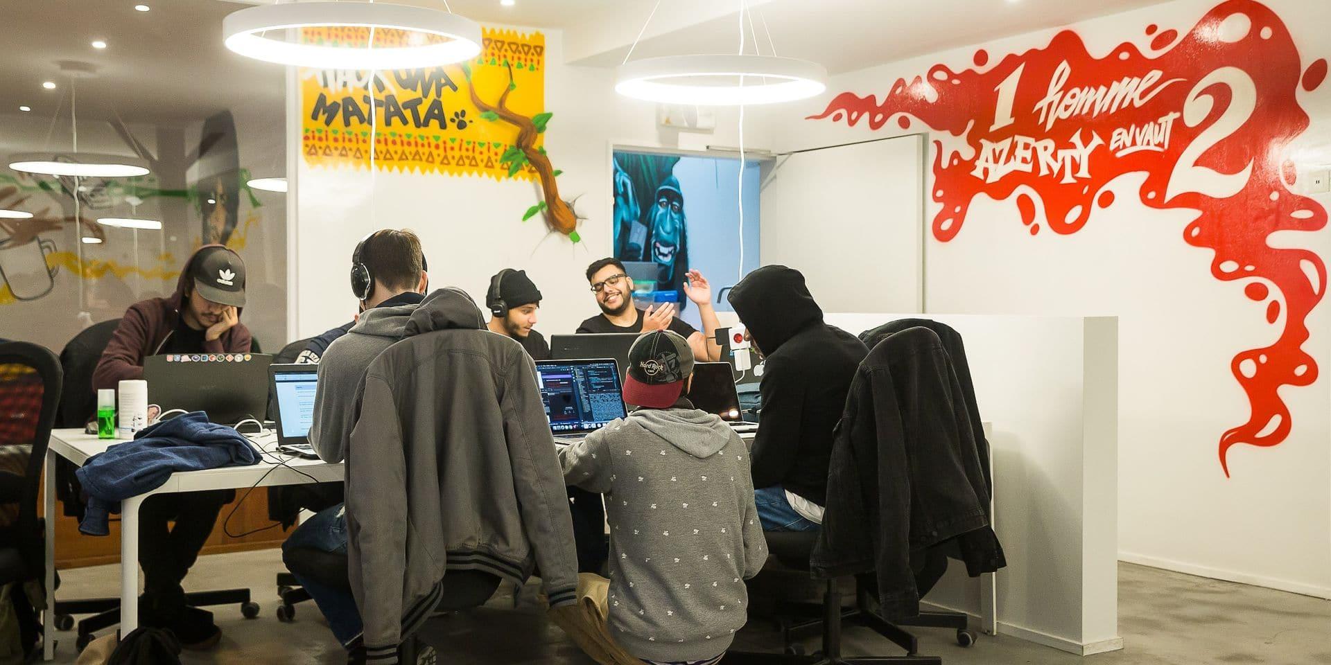 MolenGeek et Proximus collaborent pour l'emploi numérique
