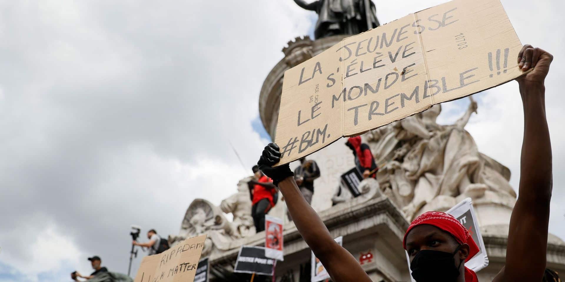 Nouvelle journée de mobilisation en France contre les violences policières
