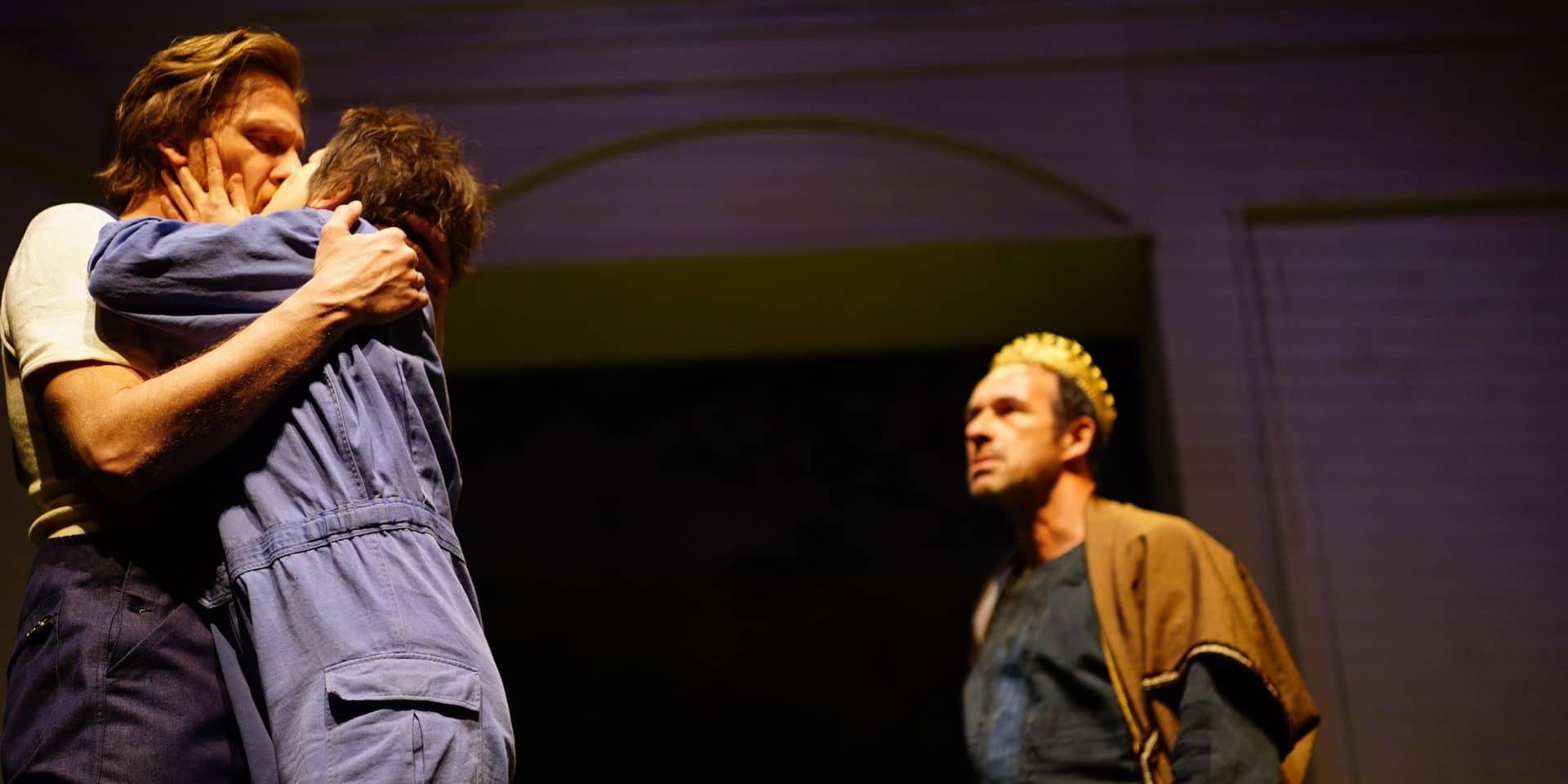 """""""Cymbeline"""" de Shakespeare, au nom de la lutte contre le père"""