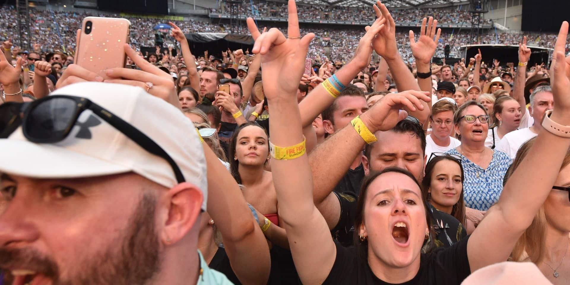 Les annulations de concerts et autres événements de masse se multiplient par crainte du coronavirus