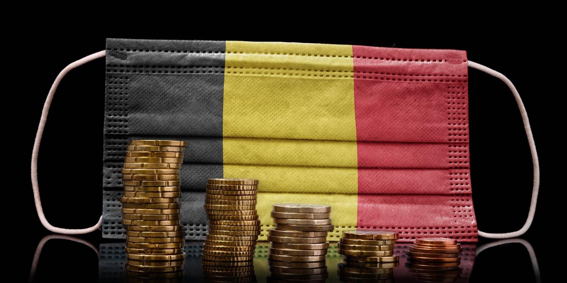Il faudra 10 ans à la Belgique pour retrouver son niveau d'endettement pré Covid-19