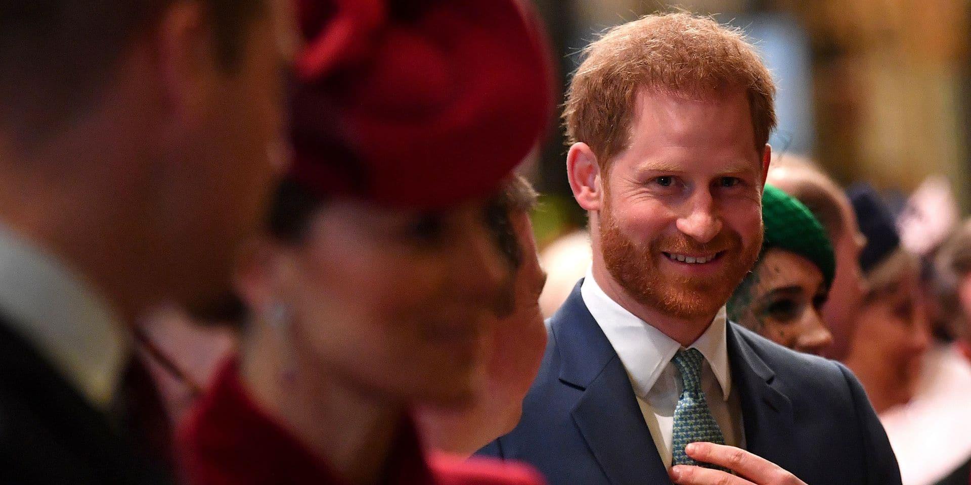 """Le prince Harry comparé au """"monstre du Loch Ness"""" par son célèbre voisin"""