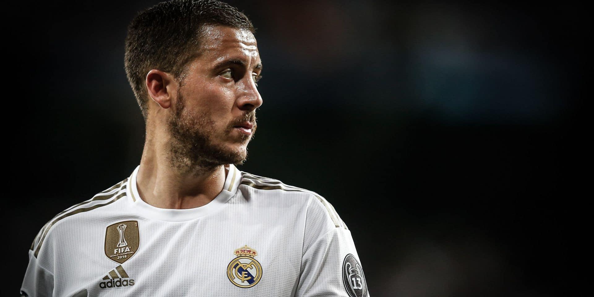 Eden Hazard risque une opération et un forfait pour l'Euro !