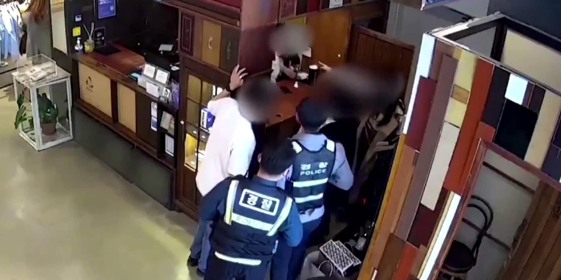 Accusée d'agression à Séoul, l'épouse de l'ambassadeur de Belgique invoque son immunité