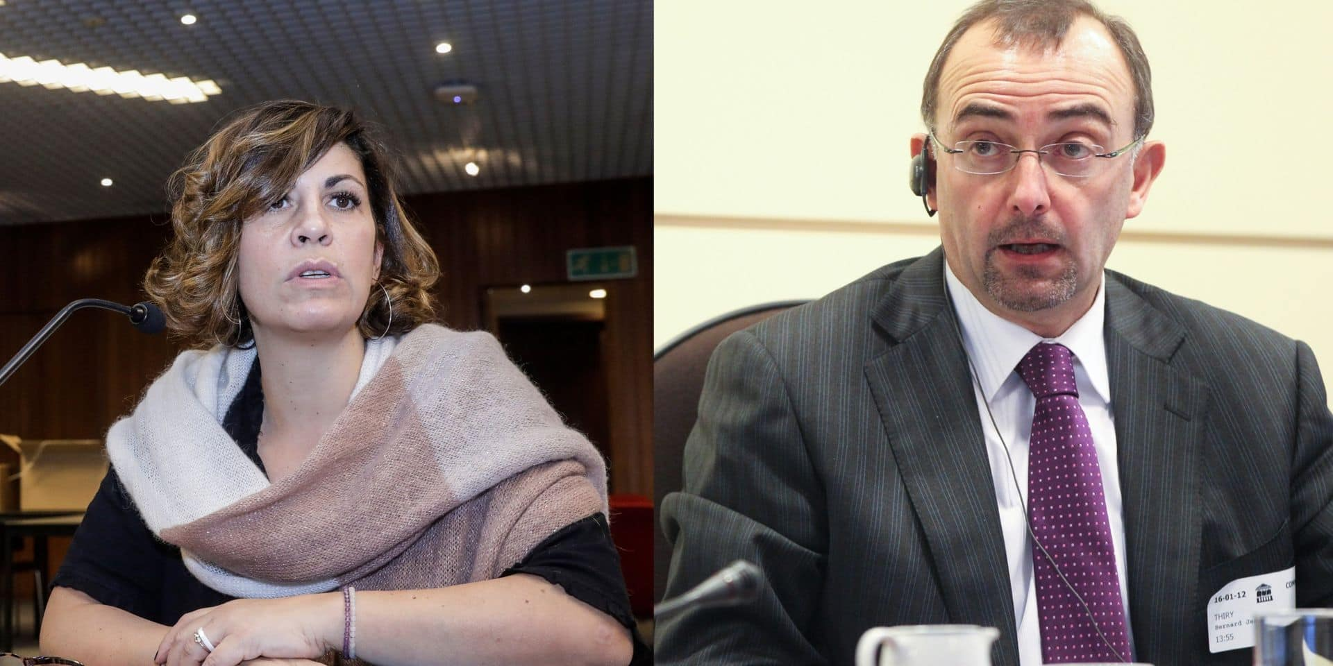 Affaire Nethys: duel entre Julie Fernandez-Fernandez et Bernard Thiry pour la présidence du fonds de pension Ogeo