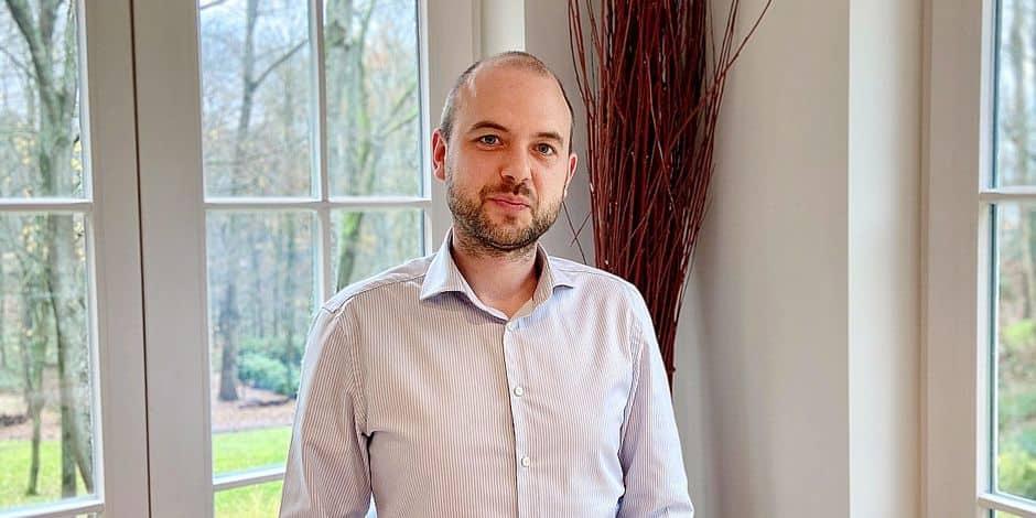 Wijnand Pauwelyn, de chez Mendix, est un homme heureux.