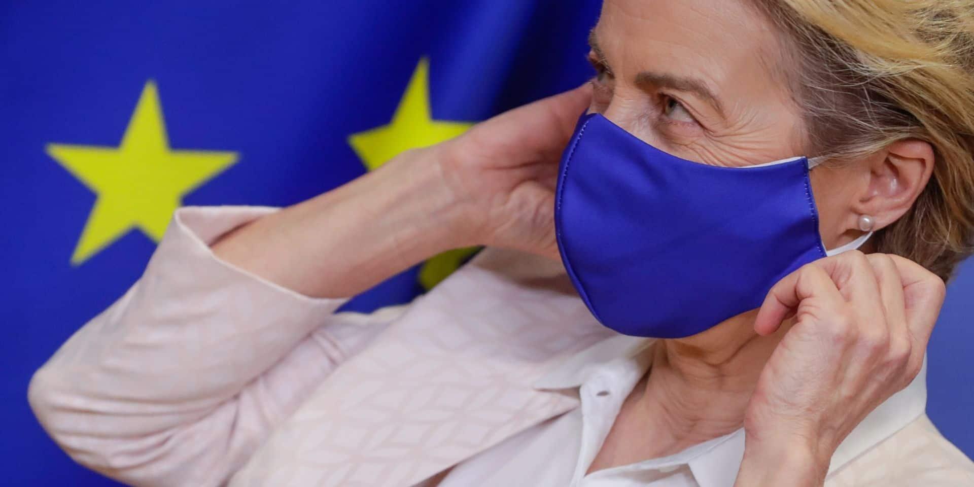 La Commission propose des objectifs de vaccination chiffrés aux Etats membres
