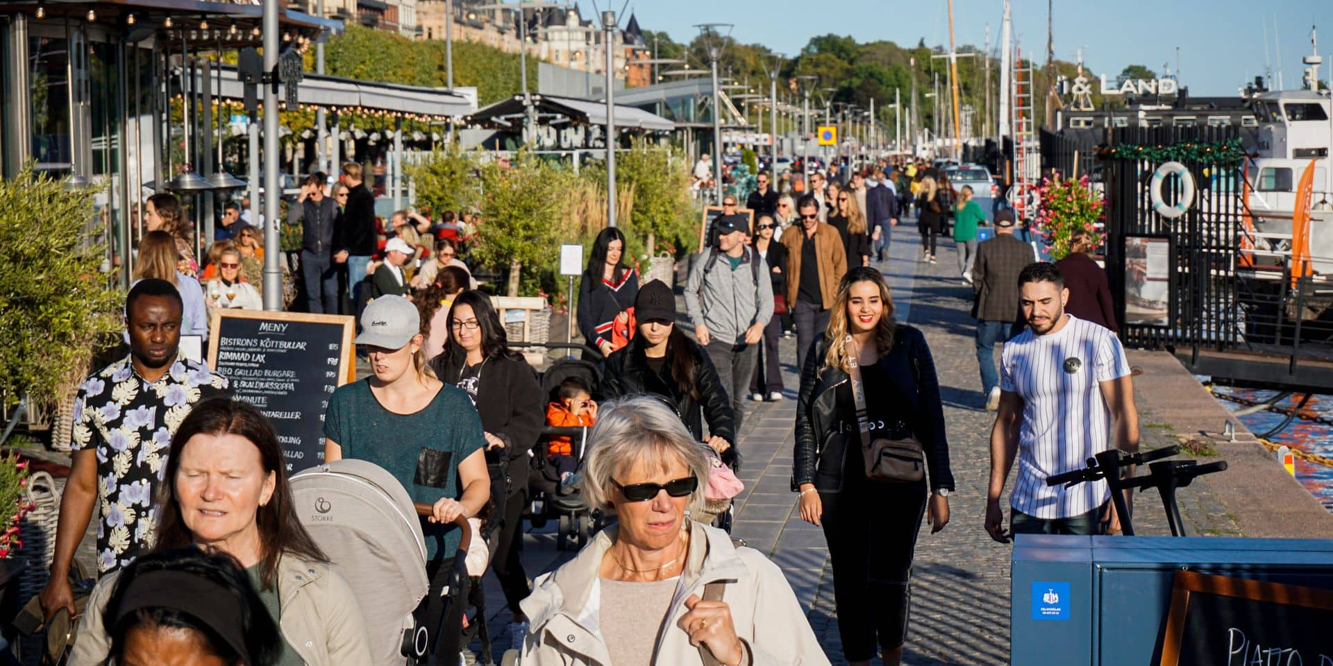La Suède est-elle un paradis de l'immunité collective ?