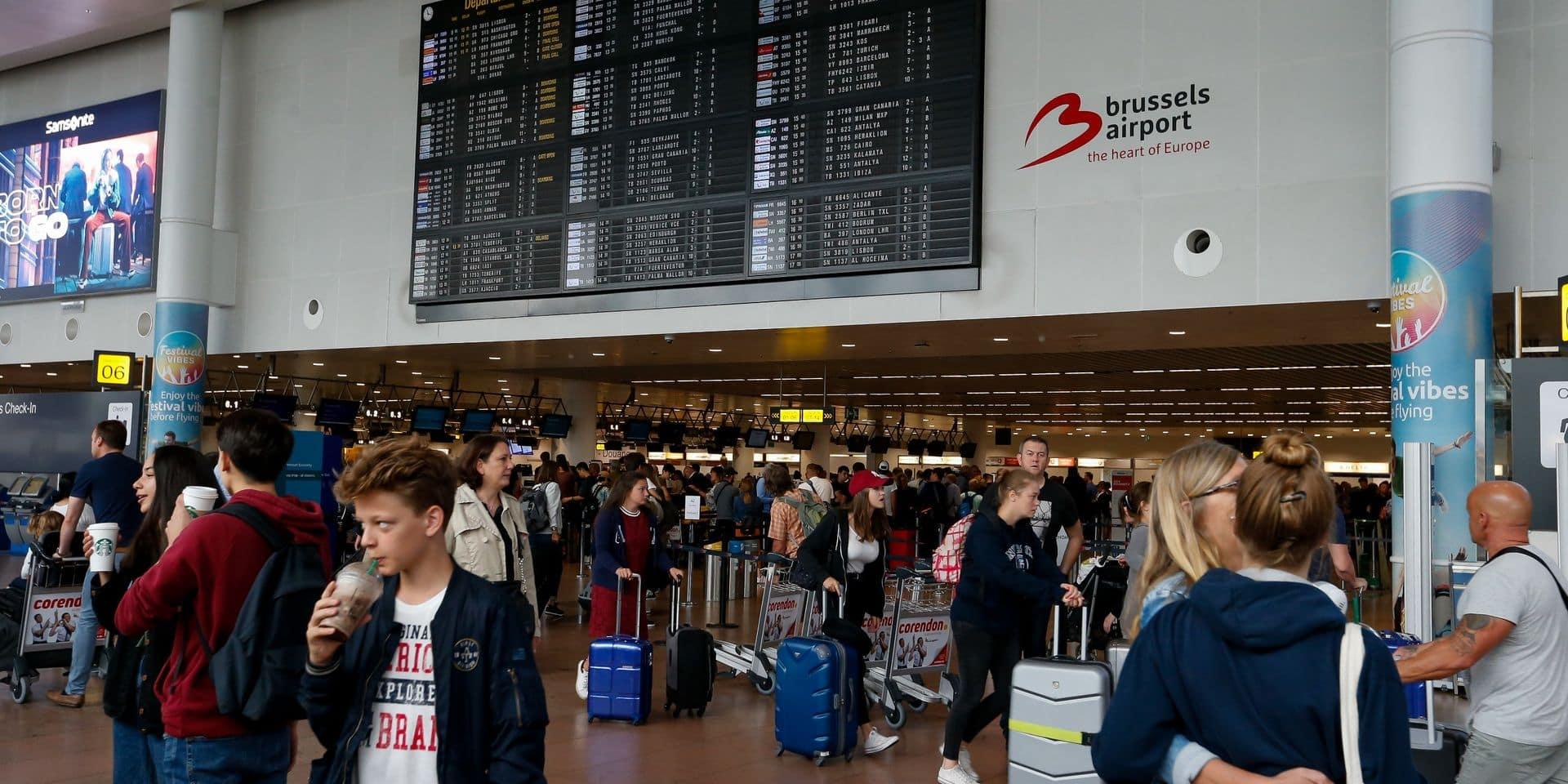 L'aéroport rapporte plus de 10 millions par an à Zaventem