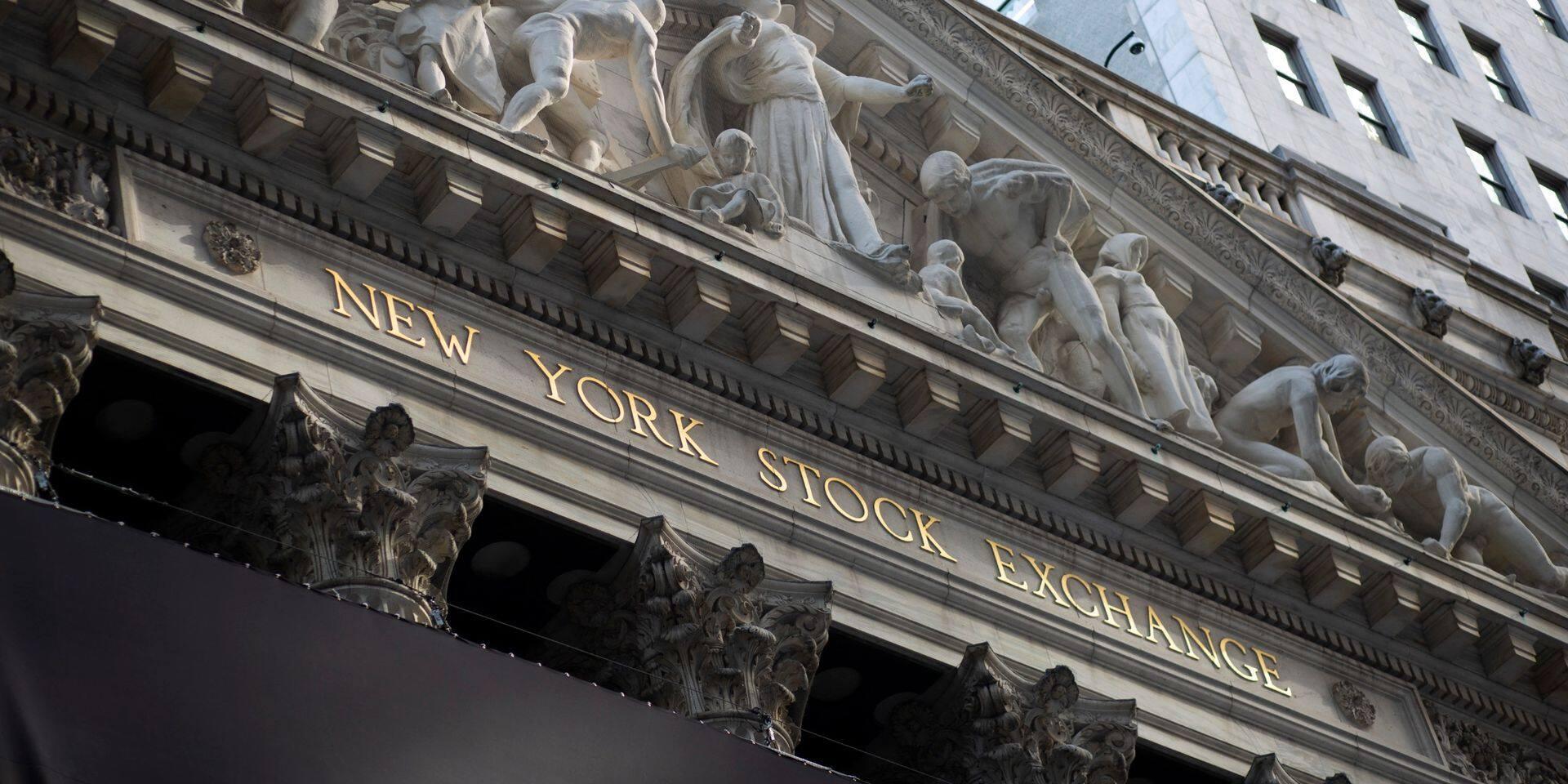 La Bourse de New York démarre volatile, le Nasdaq chute