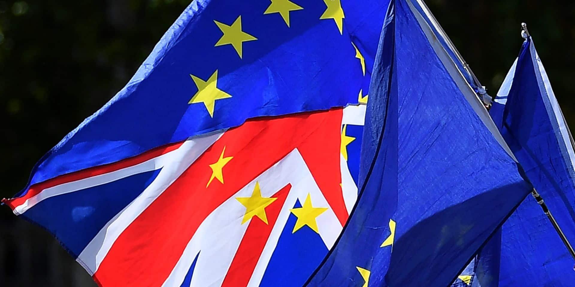 Toujours plus de Britanniques acquièrent la nationalité belge