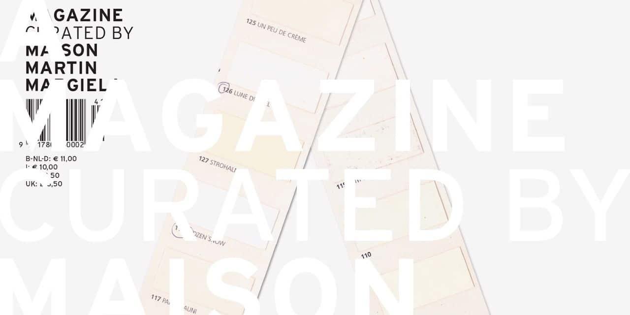Magazine curated by: L'anniversaire d'une revue iconique