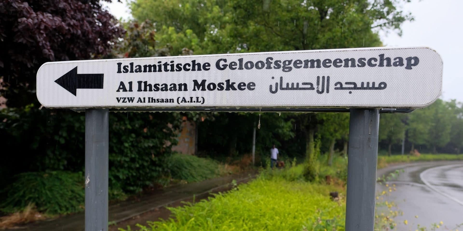 La Ville de Louvain s'oppose au retrait de la reconnaissance de la mosquée Al Ihsaan