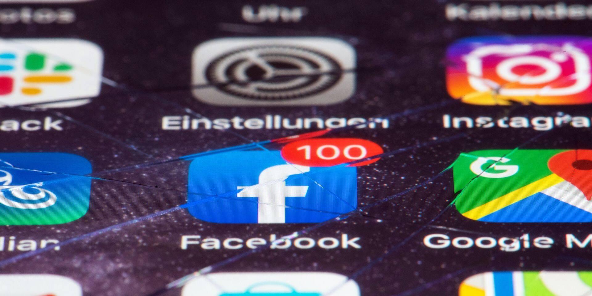 Le patron de Facebook refuse de vendre Instagram et WhatsApp