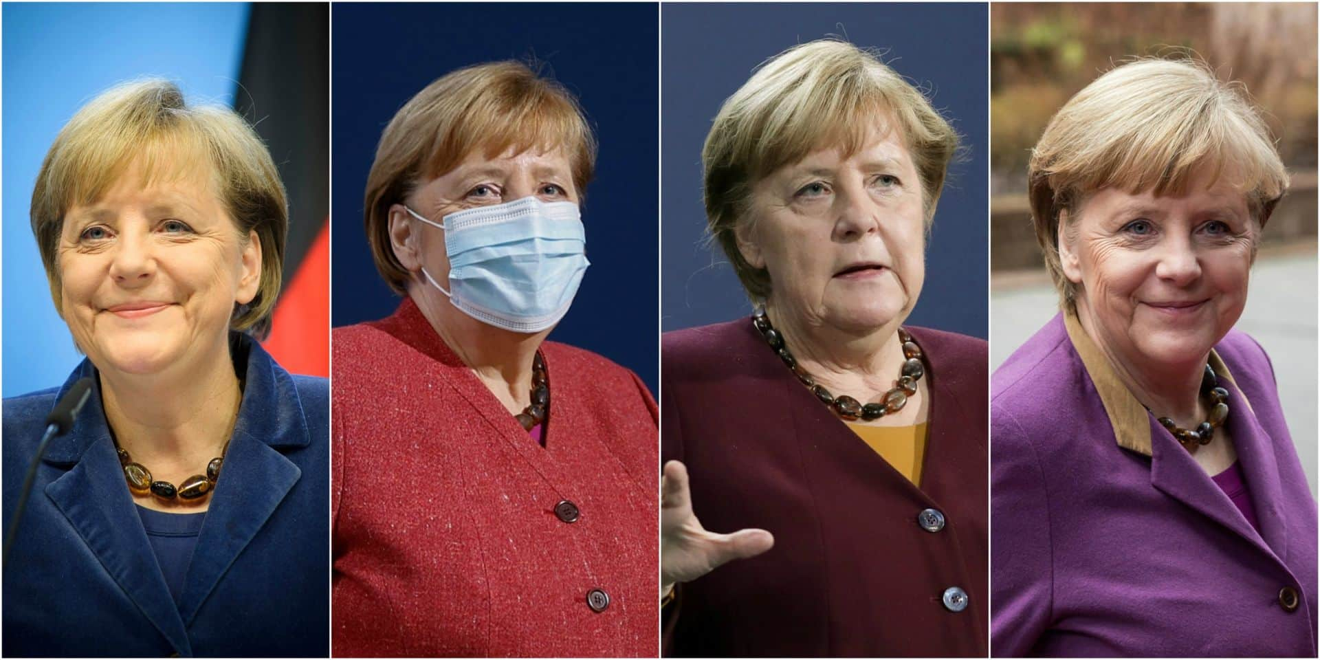 """""""Nous y arriverons"""" : Angela Merkel, ses 15 ans à la chancellerie et sa popularité inoxydable"""