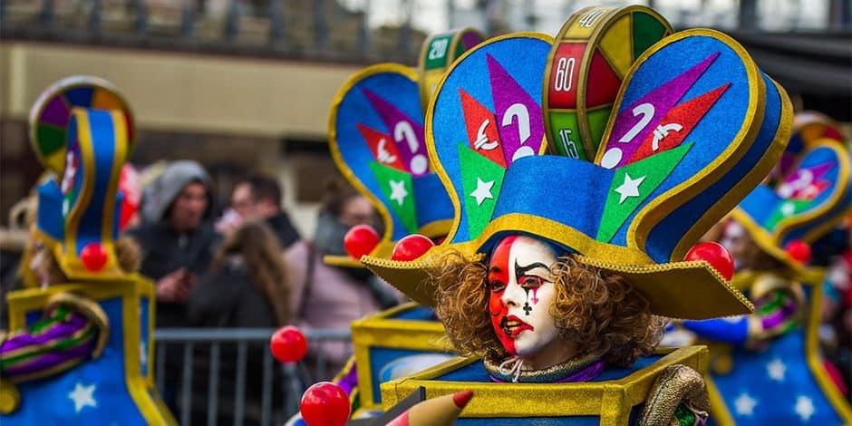 Voici où fêter Carnaval à Bruxelles cette semaine