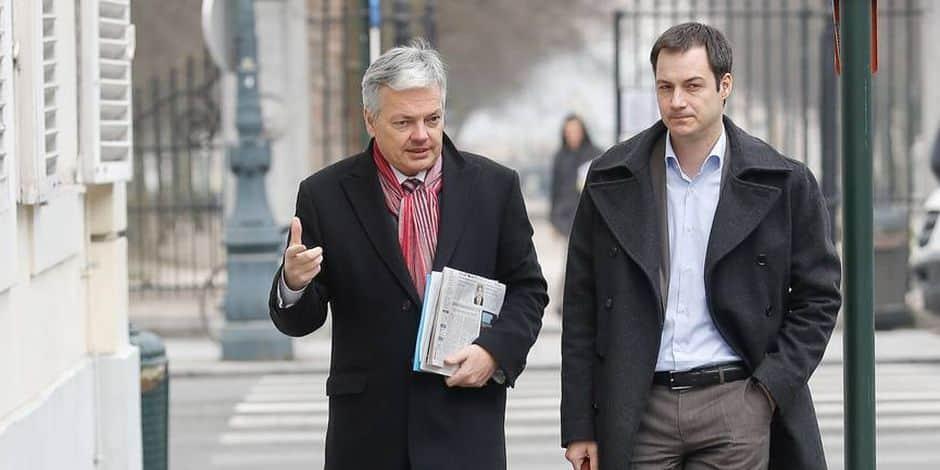 De Croo et Reynders condamnent la destruction par Israël d'un projet financé par la Balgique en Palestine